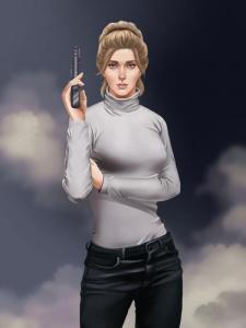 Ирина (художник: Ирина Мальцева)